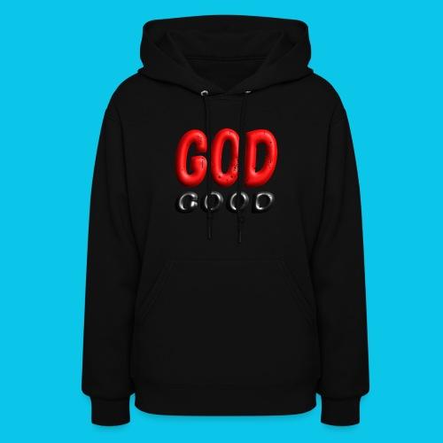 God Good - Blackout Edition - Women's Hoodie