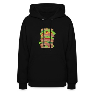 The Dagwood - Women's Hoodie
