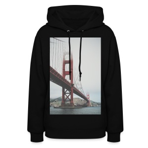 Golden Gate Bridge - Women's Hoodie