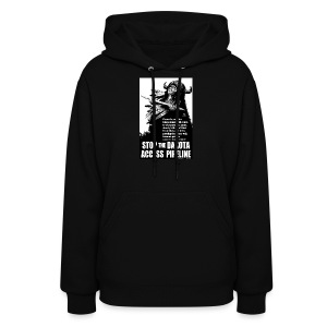 Stop the Dakota Access Pipe Line Prophecy - Women's Hoodie