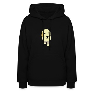 Golden Retriever puppy - Women's Hoodie
