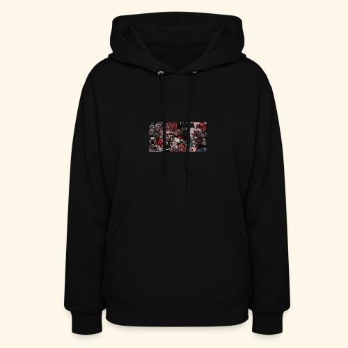 The Binding Of Isaac All bosses hoodie - Women's Hoodie