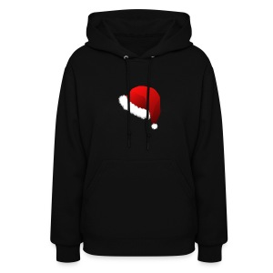 Carmaa Santa Hat Christmas Apparel - Women's Hoodie