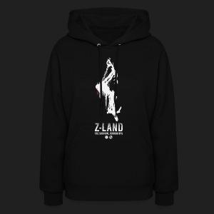 Z-LAND Infected - Women's Hoodie