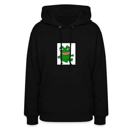 FrogCHILL - Women's Hoodie