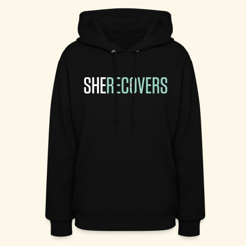She Recovers - Women's Hoodie