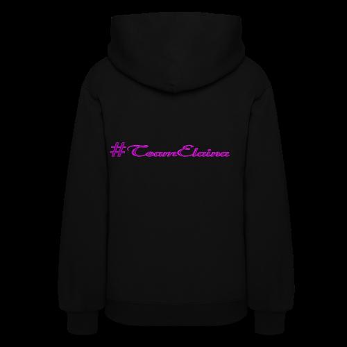 #TeamElaina - Women's Hoodie