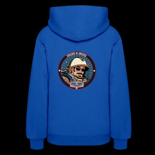 Spaceboy - Space Cadet Badge - Women's Hoodie