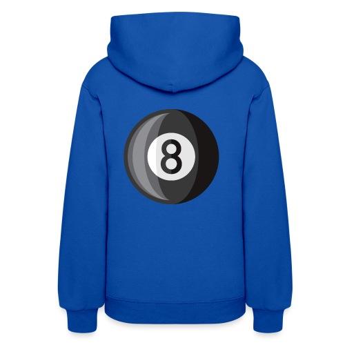 8 Ball - Women's Hoodie
