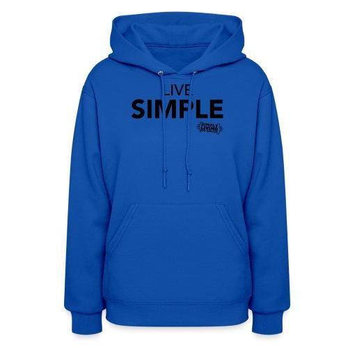LiveSimple - Women's Hoodie