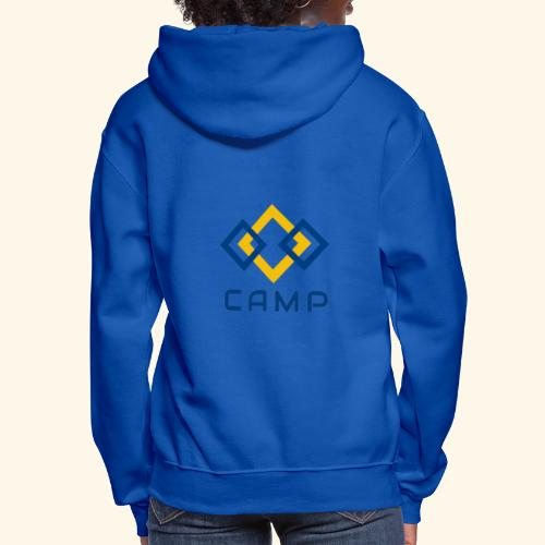 CAMP LOGO and products - Women's Hoodie