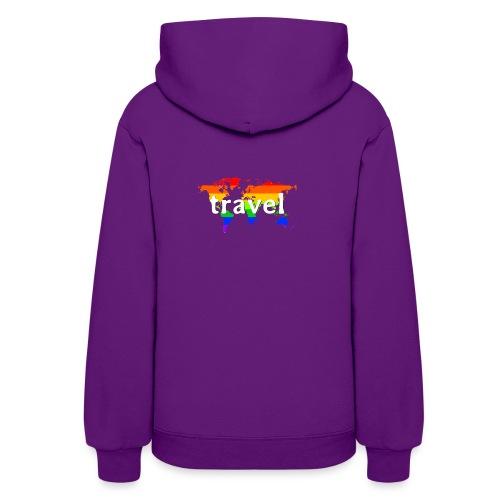 travel the world - Women's Hoodie