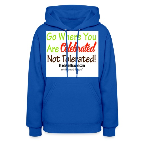Plain celebrated jpg - Women's Hoodie