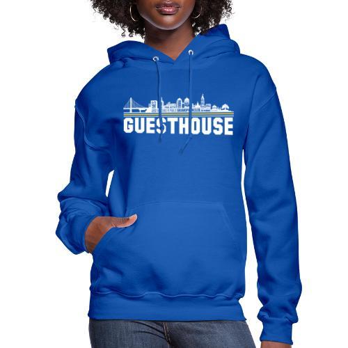 Guesthouse - Oakland Skyline - Women's Hoodie