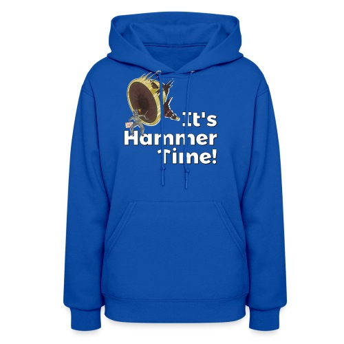 It's Hammer Time - Ban Hammer Variant - Women's Hoodie