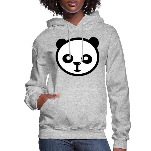 Panda bear, Big panda, Giant panda, Bamboo bear - Women's Hoodie