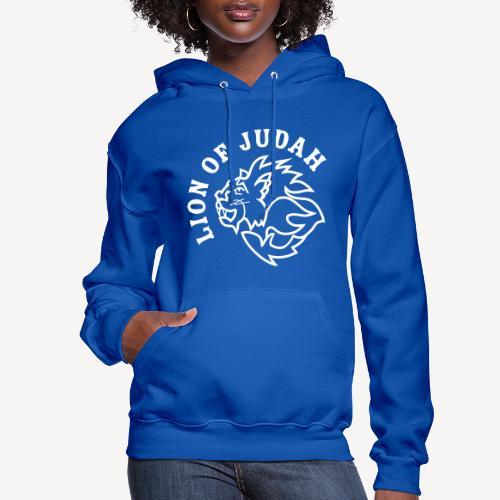 LION OF JUDAH - Women's Hoodie