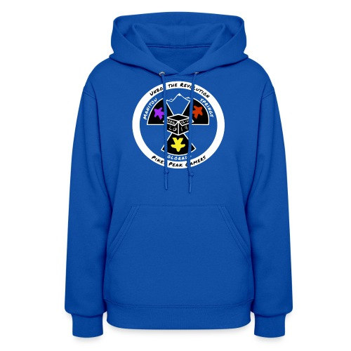Pikes Peak Gamers Convention 2019 - Clothing - Women's Hoodie