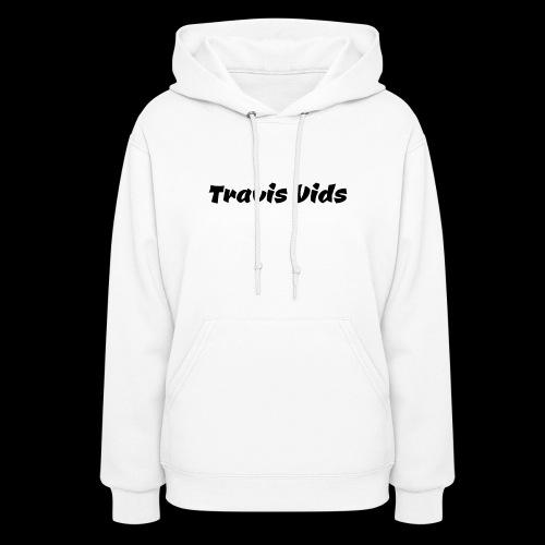 White shirt - Women's Hoodie