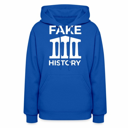 Fake History: Colonial Style Buildings Worldwide - Women's Hoodie
