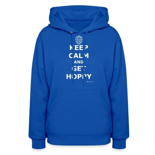 Keep Calm And Get Hoppy - Women's Hoodie