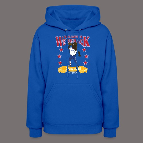 We're Back - Deal With It - Women's Hoodie