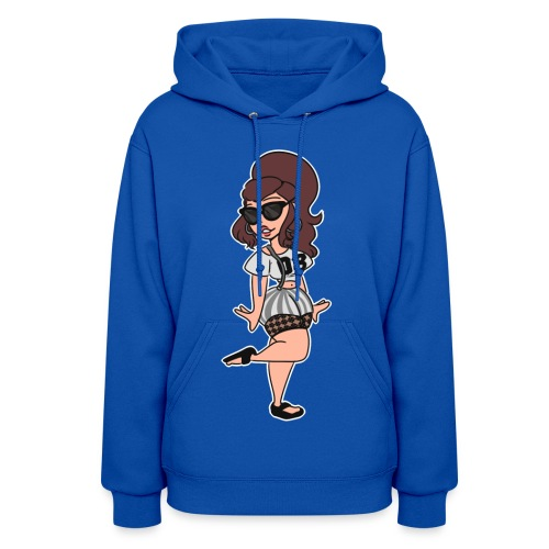 Casual Sporty girl - Women's Hoodie