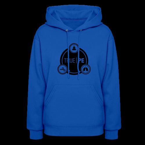 true PE logo - Women's Hoodie