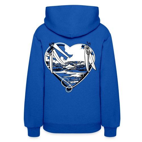 Earth is for Earth Lovers - Women's Hoodie