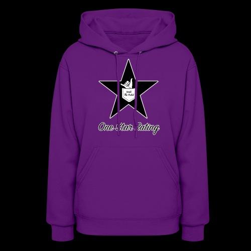 One Star Rating - Women's Hoodie