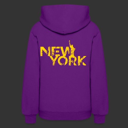 New York (Flexi Print) - Women's Hoodie