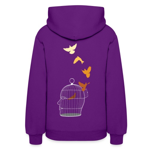 Free Thought - Women's Hoodie