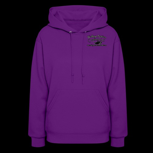 WNC Logo Front and back - Women's Hoodie