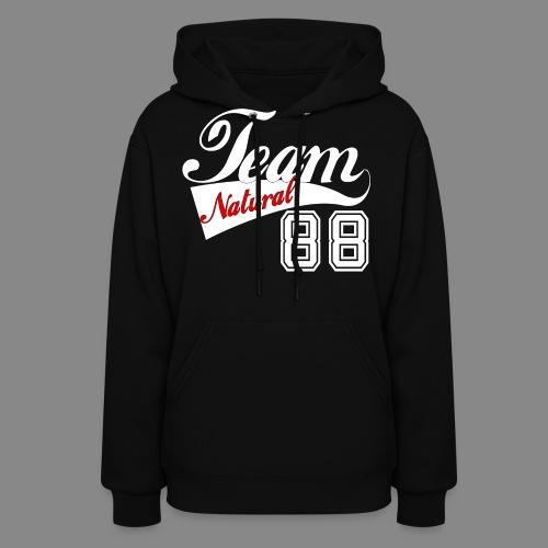 Team Natural Banner - Women's Hoodie
