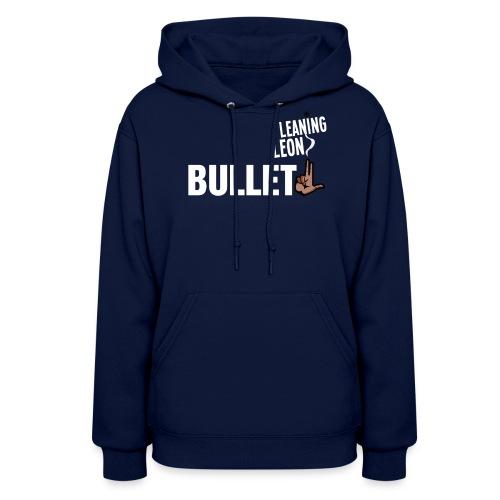 bullletgray2 - Women's Hoodie