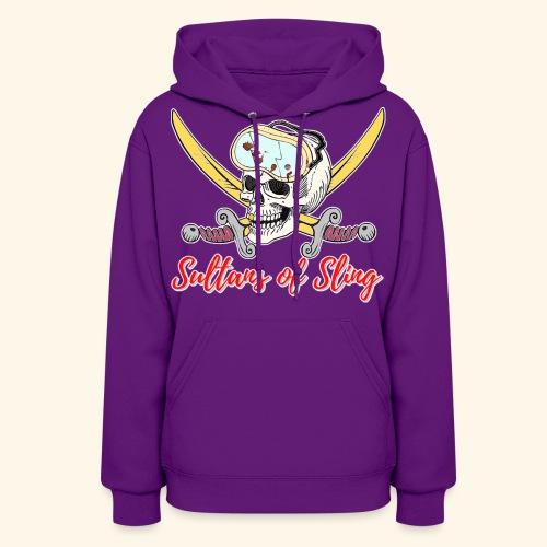 Sultans Skully Logo - Women's Hoodie