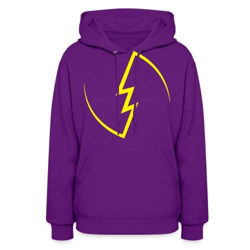 Electric Spark - Women's Hoodie