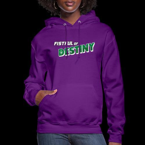 Fistful of Destiny Logo - Women's Hoodie