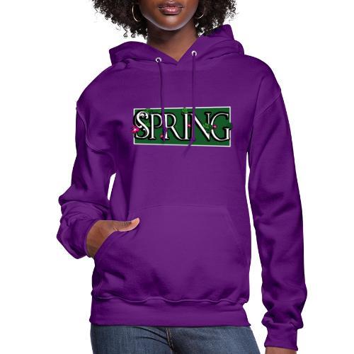 PD 4Seasons SpringGIF - Women's Hoodie