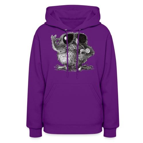 Cool Owl - Women's Hoodie