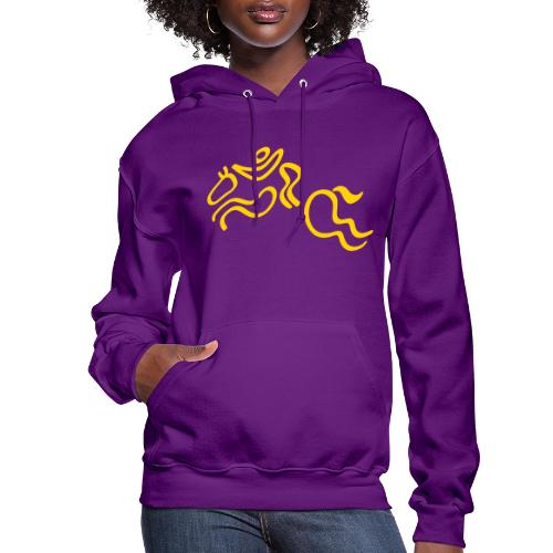 Olympic Equestrian Jumping - Women's Hoodie