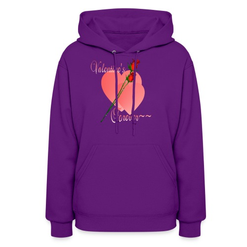 Valentine's Forever - Women's Hoodie