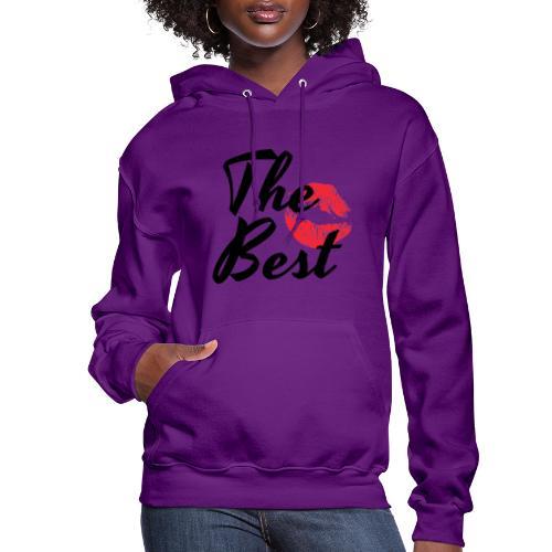 Best Kiss - Women's Hoodie