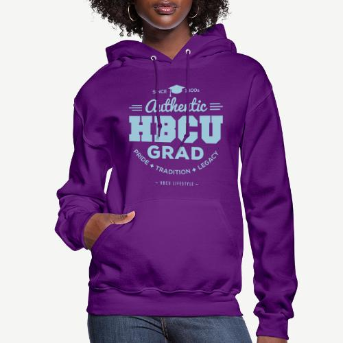 Authentic HBCU Grad - Women's Hoodie