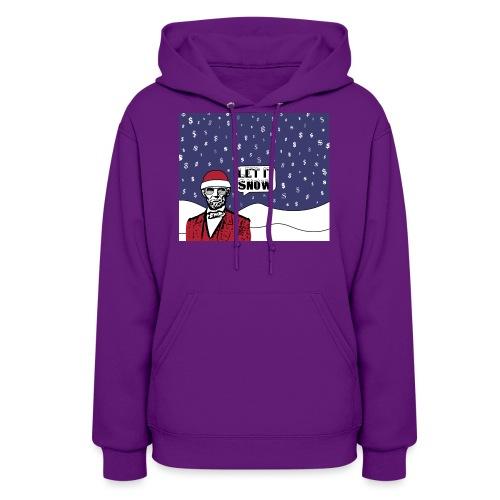 Let It Snow - Women's Hoodie