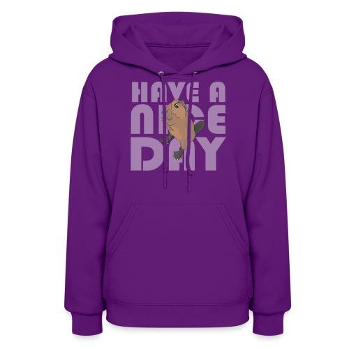 beaver - Women's Hoodie