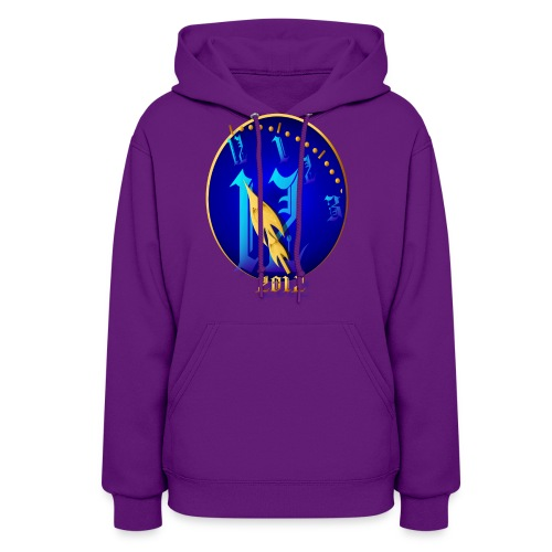 Striking 12Midnight-2012 - Women's Hoodie