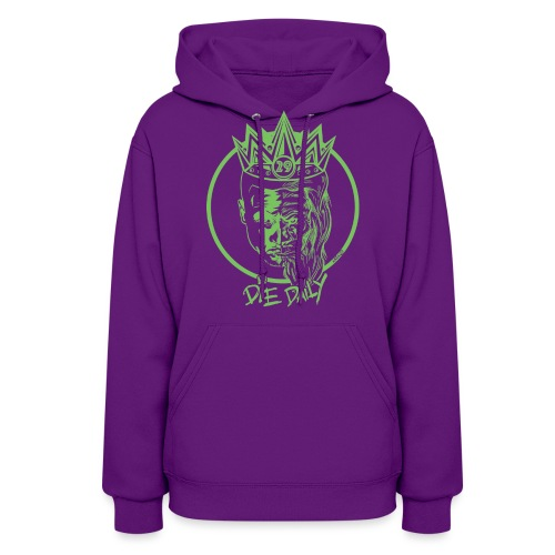 Earlion (Green) - Women's Hoodie