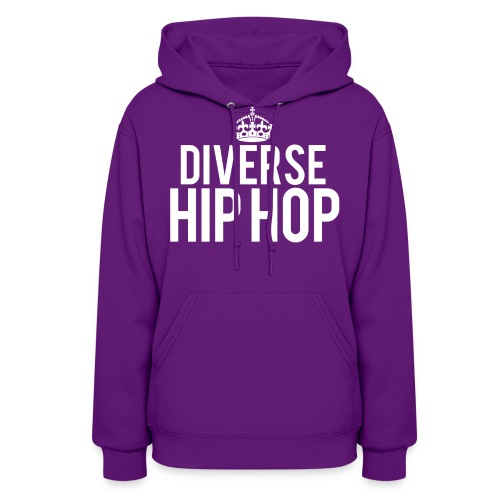 dhhcrown copy - Women's Hoodie