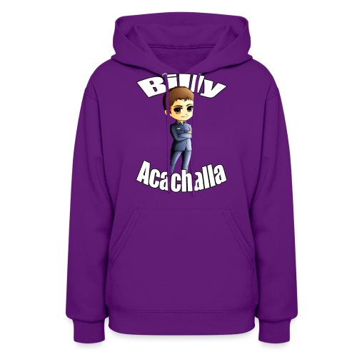 Billy acachalla copy png - Women's Hoodie